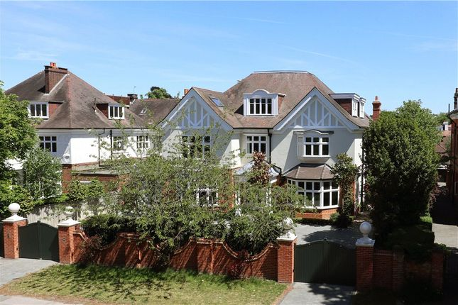 Thumbnail Detached house for sale in Parkside, Wimbledon