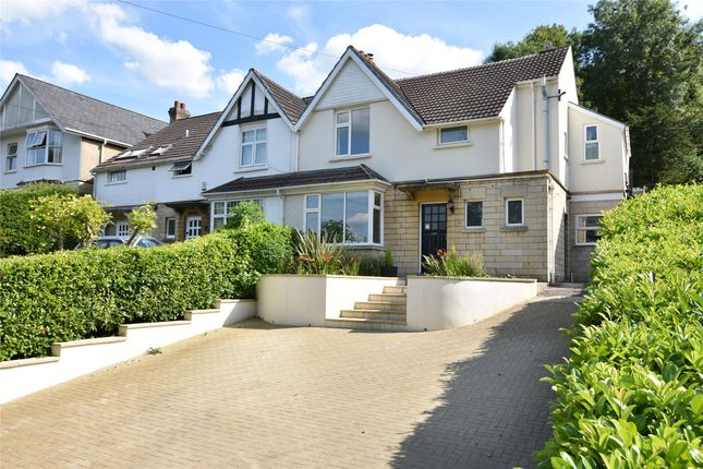 Thumbnail Semi-detached house for sale in Warminster Road, Bath, Somerset