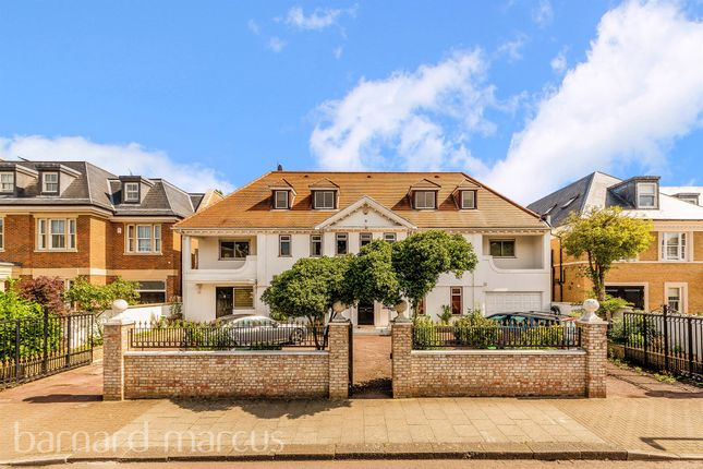 Detached house for sale in Roedean Crescent, London