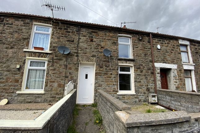2 bed terraced house for sale in Park Road Cwmparc -, Treorchy CF42