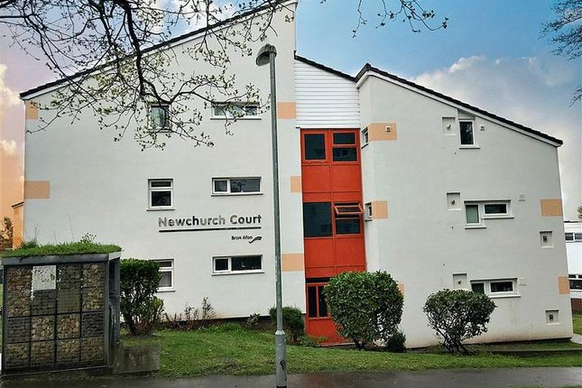Thumbnail Flat for sale in Newchurch Court, St. Dials, Cwmbran