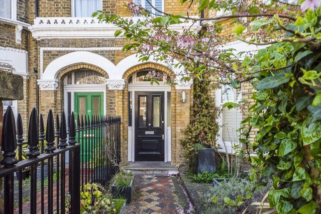 Thumbnail Terraced house to rent in Bromfelde Road, London