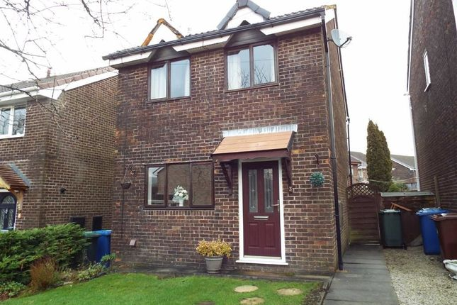 Thumbnail Detached house to rent in Balmoral Road, Helmshore, Lancashire