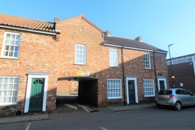 Flat for sale in Chapel Street, King's Lynn