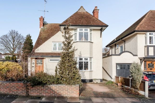 Thumbnail Detached house for sale in Ewan Way, Leigh-On-Sea, Essex