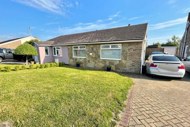 Thumbnail Bungalow to rent in Weeley, Clacton-On-Sea, Essex