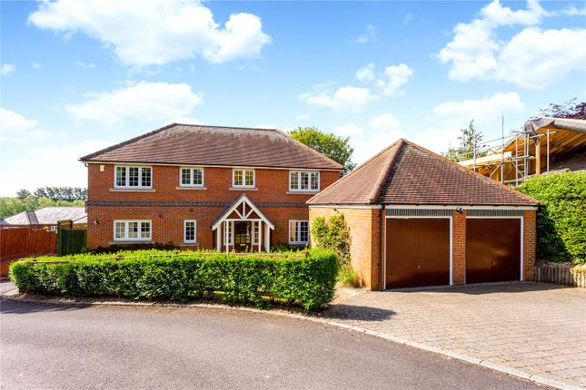 Thumbnail Detached house for sale in Elmfield Gardens, Speen Lane, Newbury, Berkshire