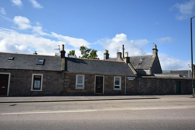 Thumbnail Bungalow for sale in South College Street, Elgin