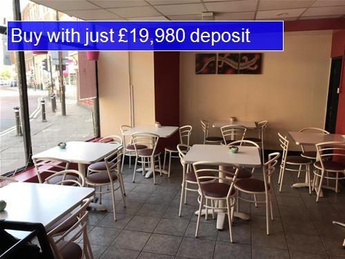 Restaurant/cafe for sale in Mesnes Street, Wigan