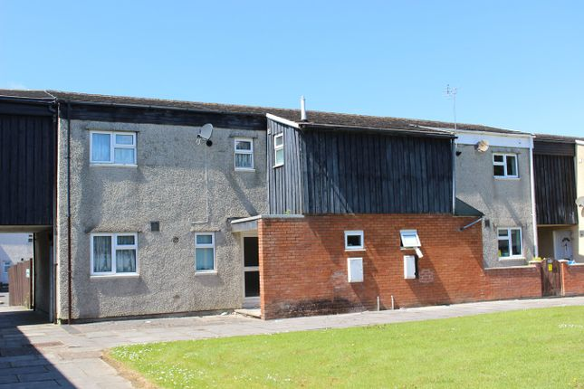 Thumbnail End terrace house for sale in Mallory Close, St Athan, Barry