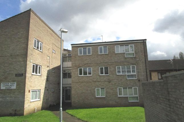 Thumbnail Flat for sale in Farmhouse Road, Willenhall