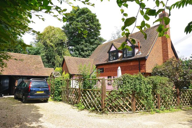 Thumbnail Detached house for sale in St. Ippolyts, Hitchin