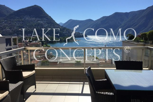 3 bed apartment for sale in Apartment Overlaking Lake, Lugano (District), Ticino, Switzerland