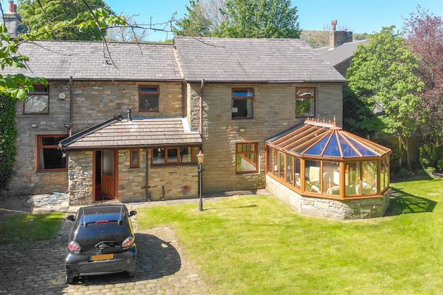 Thumbnail Detached house to rent in The Holme, Townsend Fold, Rossendale