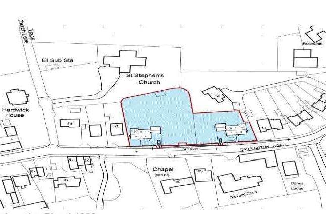 Thumbnail Land for sale in Land At Darrington Road, East Hardwick, Pontefract