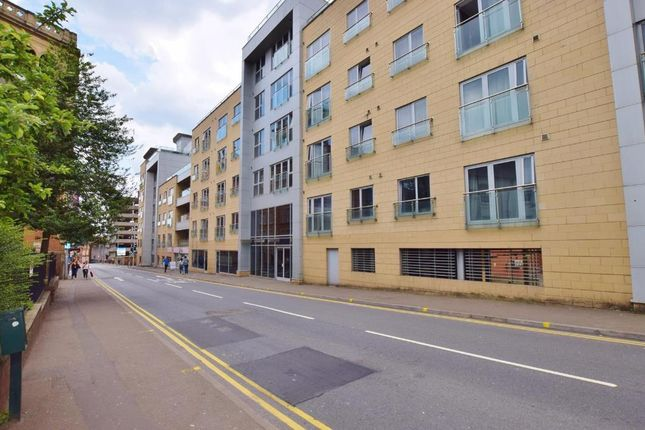 Thumbnail Flat for sale in North West, Talbot Street, Nottingham