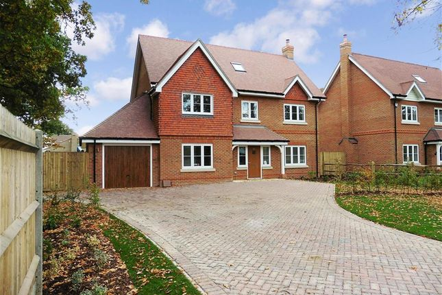 Thumbnail Detached house for sale in Oakwood Road, Horley, Surrey