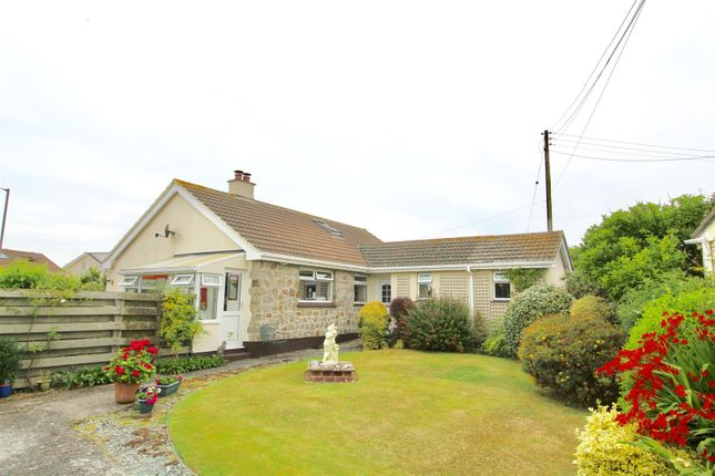 Thumbnail Detached bungalow for sale in The Lizard, Helston