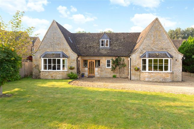 Thumbnail Detached house for sale in Hilcote Drive, Bourton-On-The-Water, Cheltenham, Gloucestershire