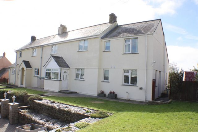 Thumbnail Semi-detached house for sale in Pengelly, Delabole