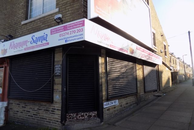 Retail premises to let in Legrams Lane, Bradford