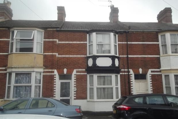Thumbnail Property to rent in Mansfield Road, Exeter