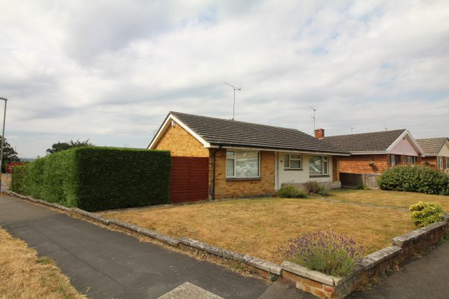 Thumbnail Detached bungalow for sale in Beacon Park Road, Upton, Upton, Dorset