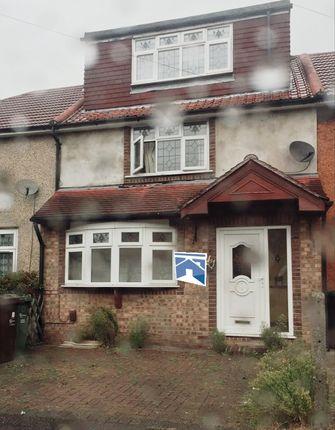 Thumbnail Terraced house for sale in Bentry Road, Dagenham