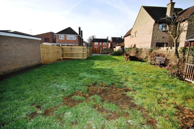 Thumbnail Land for sale in Millers Close, Finedon, Wellingborough