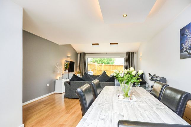 Thumbnail Semi-detached house for sale in Wickham Road, Holborough Lakes, Snodland