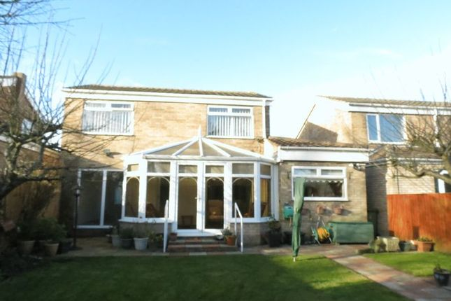 Thumbnail Detached house for sale in Girton Close, Peterlee
