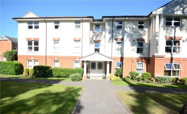 Thumbnail Flat for sale in The Byfrons, Boundary Road, Farnborough