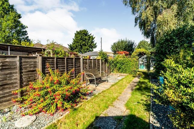 Garden of Totton, Southampton, Hampshire SO40
