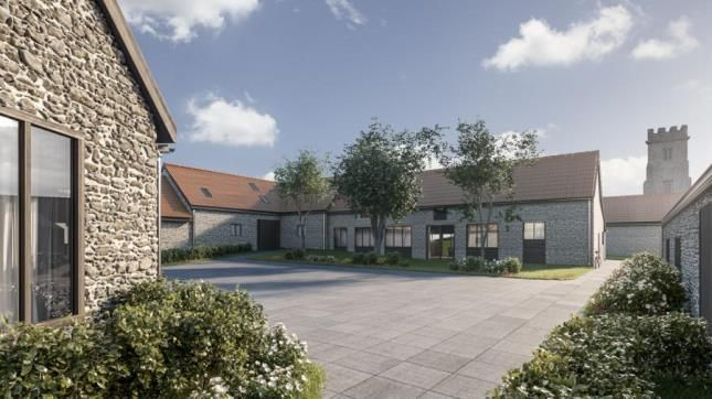 Thumbnail Barn conversion for sale in Otterford, Somerset