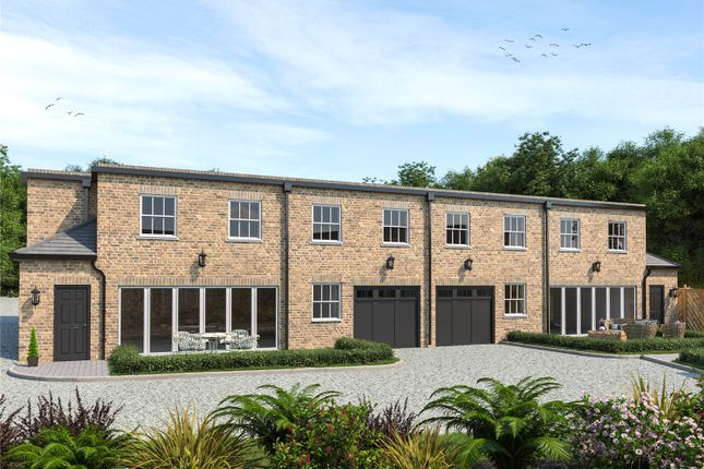 Thumbnail Mews house for sale in Manor Road, High Beech, Loughton, Essex