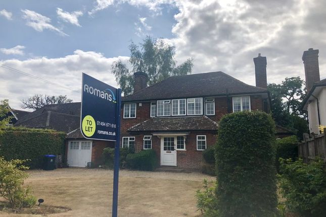 Thumbnail Detached house to rent in Elm Close, Farnham Common, Slough