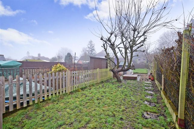 2 bed terraced house for sale in Loose Road, Loose, Maidstone, Kent