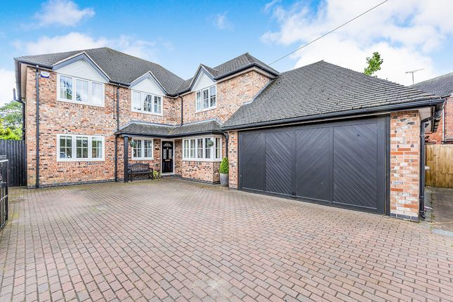 Thumbnail Detached house for sale in Sunnycroft Avenue, Stoke-On-Trent