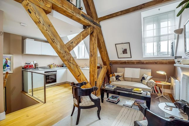 Thumbnail Flat to rent in St. Pancras Chambers, London
