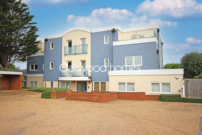 Thumbnail Flat to rent in Kingsgate Avenue, Broadstairs