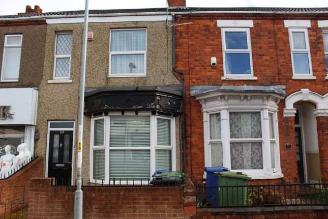 3 bed terraced house to rent in Farebrother St, Grimsby DN32