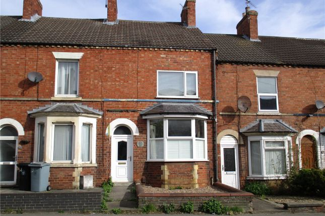 Thumbnail Terraced house to rent in Dysart Road, Grantham