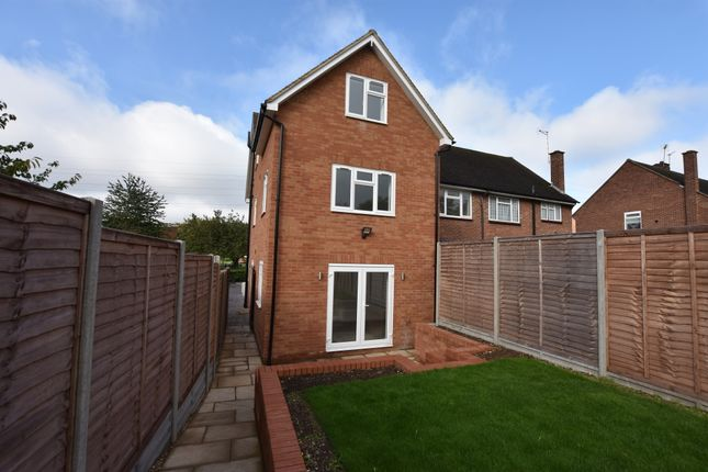 Thumbnail Semi-detached house for sale in Meriden Way, Watford
