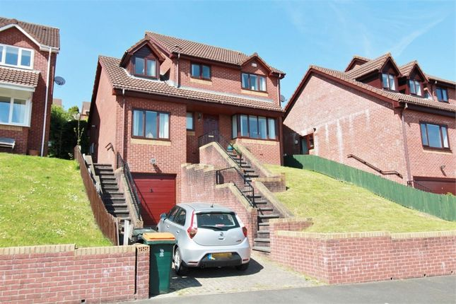 Thumbnail Detached house for sale in Pollard Close, Caerleon, Newport