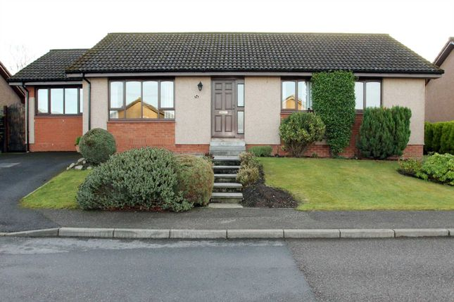 Thumbnail Detached bungalow for sale in Burn Brae, Westhill, Inverness