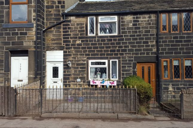 Thumbnail Cottage for sale in Rochdale Road, Walsden, Todmorden