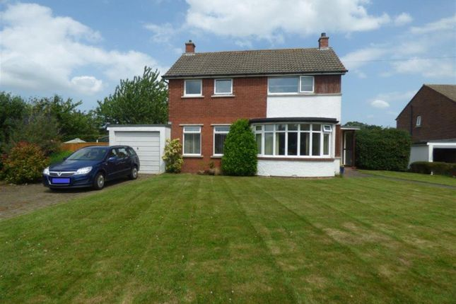 Thumbnail Detached house for sale in Jackson Road, Houghton, Carlisle
