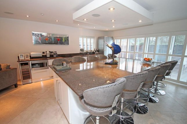 Magnificent Dining Kitchen