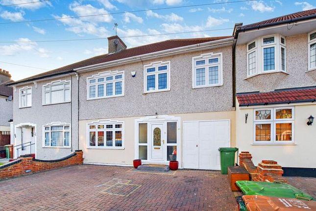 Thumbnail Semi-detached house for sale in Bostall Park Avenue, Bexleyheath, Kent