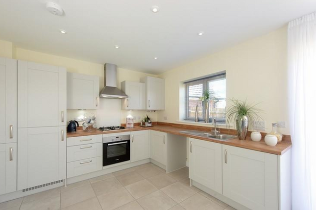 2 bedroom semi-detached house for sale in The Brampton, Harcourt Gardens, Wistow Road, Kibworth